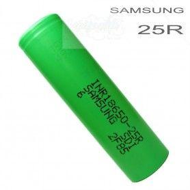 Samsung 18650 2500 mah 25R