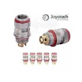 Joyetech eGo One CLR VI de Titanio Coil