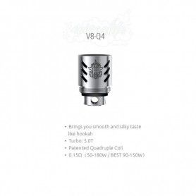 Smok Q4 Coils TFV8