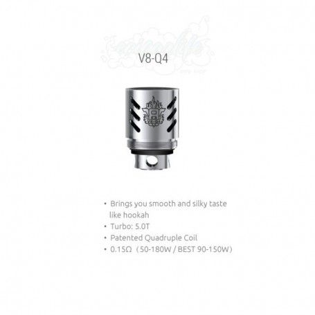 Smok V8-Q4 Coils TFV8