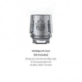 Smok V8 Baby Coil X4