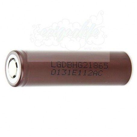 Batería LG HG218650 3000 mah 20A