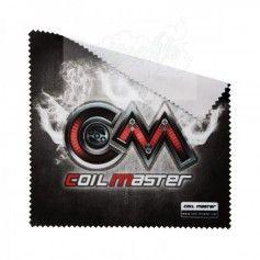 Paño Limpiador - Coil Master