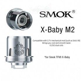 Smok V8 X Baby Coil M2
