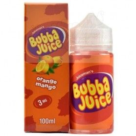 Orange Mango Bubba Juice by Juice Man USA - 100ml