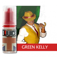 Liquido Green Kelly Concentrate de T Juice 10ml