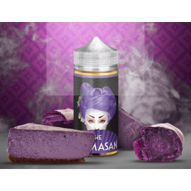 Purple Cheesecake -The Mamasan