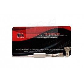 Cepillo de acero limpieza resistencias - Coil Master