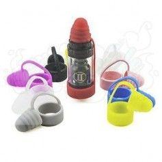 Protector silicona Kits y boquilla