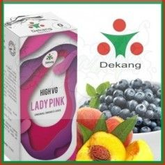 Dekang Lady Pink High VG