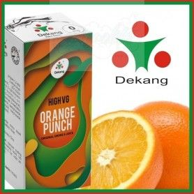 Dekang Orange Punch High VG