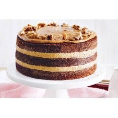 Coffee Walnut Cake - Hangsen Vengers