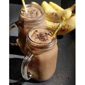 Banana Chocolate Milkshake - Hangsen Vengers