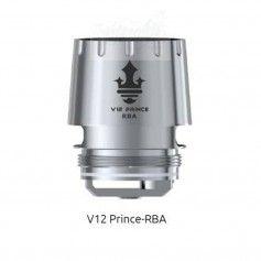 Smok TFV12 Prince base RBA