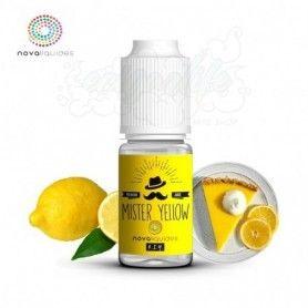 Nova Liquides - Mister Yellow