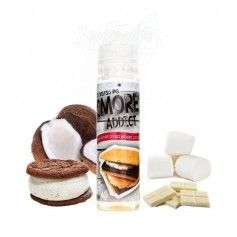 Chewy coconuts cookies - Smores Addict