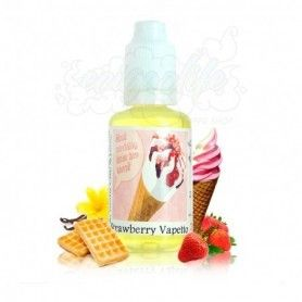 Strawberry Vapetto - Chefs Flavours