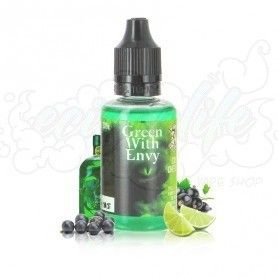 Green with envy - Chefs Flavours