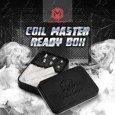 kit Ready Box - Coil Master