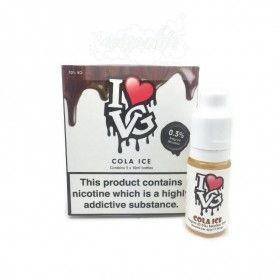 Cola Ice 10ml - I Like VG