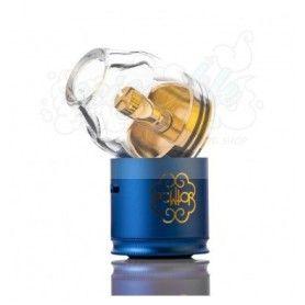 Campana de pyrex para DotRDA24 - Trinity Glass Tanks