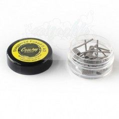 Resistencias Staggered Fused pack 10 - Coilart