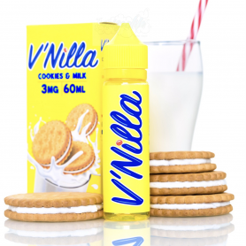 V´Nilla Cookies & Milk - Tinted Brew