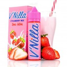 V´Nilla Strawberry Milk - Tinted Brew