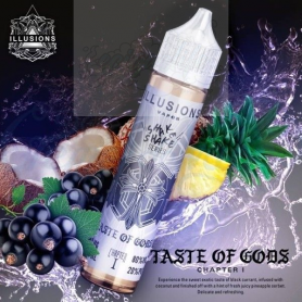 Taste of Gods - Illusion Vapors