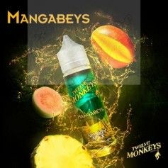 Twelve Monkeys - Mangabeys 50ml TPD