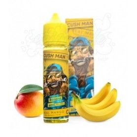 Cush Man Mango Banana- Nasty Juice