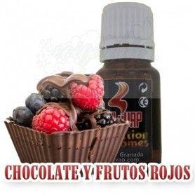 Aroma Chocolate y Frutos rojos - Oil4Vap