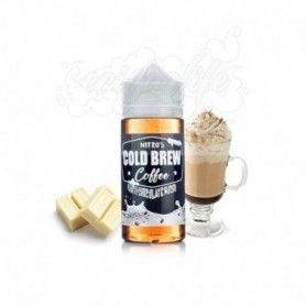 White Chocolate Mocha - Nitro´s Cold Brew Coffee 100ml