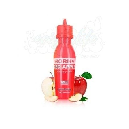 Horny Red Apple 55ML - Horny Flava