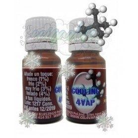 Molécula Cooling 4 Vap - Oil4vap