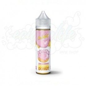Strawberry Custard Donut - The Custard Company