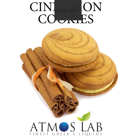 Atmos Lab Galletas de Canela