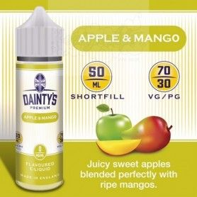 Apple and mango - Dainty´s premium