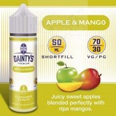 Apple and mango - Dainty´s premium