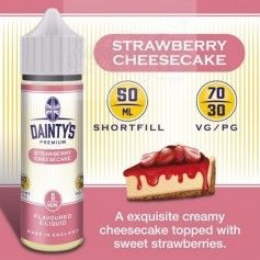 Strawberry Cheesecake - Dainty´s premium