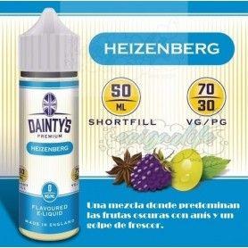 xxx Heizenberg - Dainty´s premium 50ml