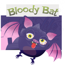 Bloody Bat - Mad Alchemist Labs