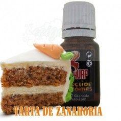 Aroma tarta de zanahoria - Oil4vap