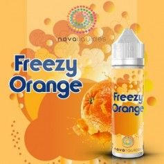 Nova Liquides - Freezy orange (Vape Shakes)