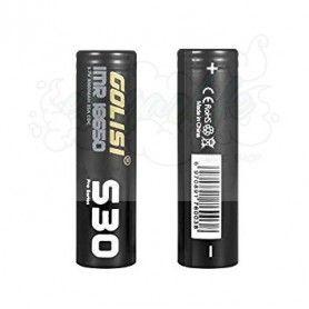 Bateria S30 18650 3.000MaH - Golisi