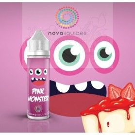 Pink Monster - Nova Liquides (Vape Shakes)