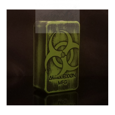 Squonker V3 Edition BioHazard Box- Armageddon Mfg
