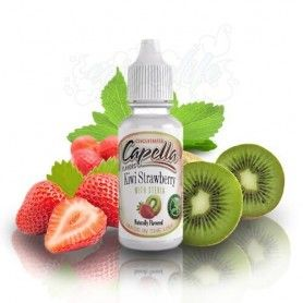 Aroma Kiwi Strawberry w/stevia - Capella Flavors