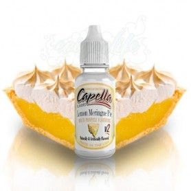 Aroma Lemon Meringue Pie V2- Capella Flavors