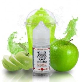 Liquido Black Apple Polar Slush - Crystal Bear